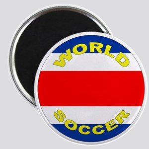 Costa Rica World Cup Soccer Magnet