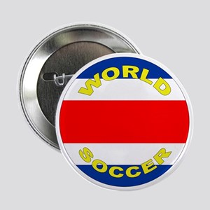 Costa Rica World Cup Soccer Button