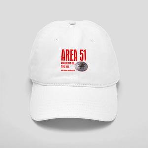AREA 51, Cap