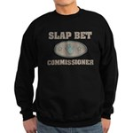 Slap Bet Commissioner Sweatshirt (dark)