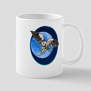 Blue Moon Owl Mug