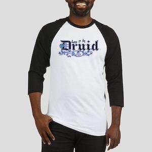 Born to be Druid Baseball Jersey