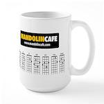 Large 21-Chord Mug Mugs