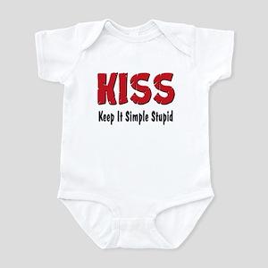 Keep It Simple Stupid Infant Bodysuit