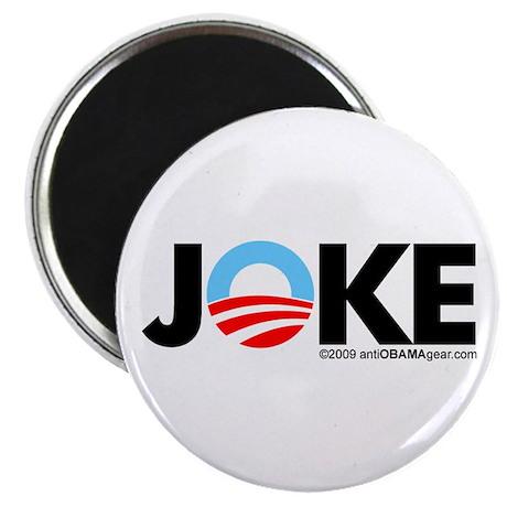 """Joke 2.25"""" Magnet (10 pack)"""