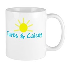 Turks & Caicos Sun - Mug