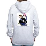 DAS Classic Mascot Women's Zip Hoodie