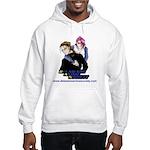 DAS Classic Mascot Hooded Sweatshirt
