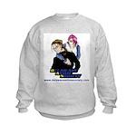 DAS Classic Mascot Kids Sweatshirt