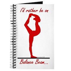 Gymnastics Journal - Beam