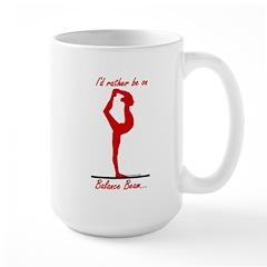 Gymnastics Mug - Beam