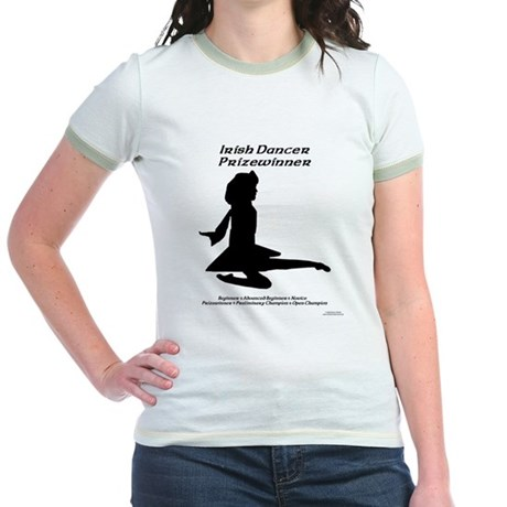 Girl Prizewinner - Jr. Ringer T-Shirt
