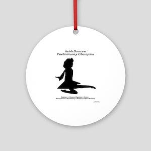 Girl Prelim - Ornament (Round)