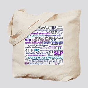 Speech-Language Pathologist T Tote Bag
