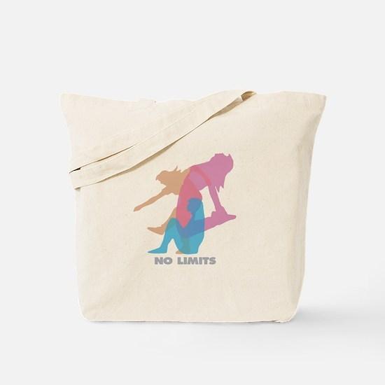 No Limits Tote Bag
