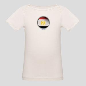 Egypt - Heart Organic Baby T-Shirt