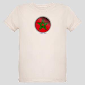 Morocco - Heart Organic Kids T-Shirt