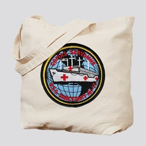 USS SANCTUARY Tote Bag