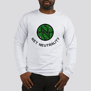 Net Neutrality - On a Long Sleeve T-Shirt
