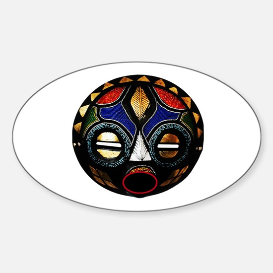 MASKED Decal