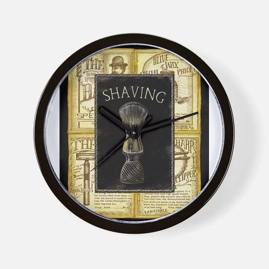 Cool Barber shop Wall Clock