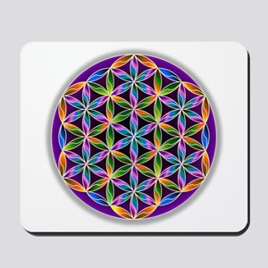 Flower of Life Mousepad