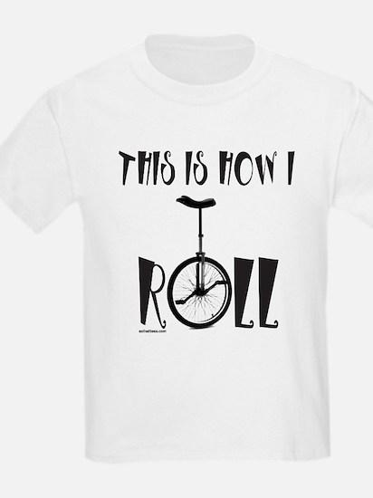 UNICYCLE/UNICYCLIST T-Shirt