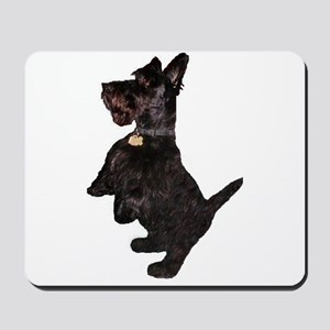 Scottie Dog Mousepad