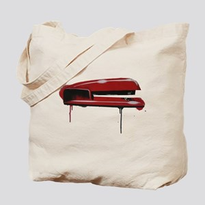 Grafitti'd Pop Culture Tote Bag