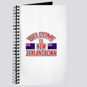 Welcome to New Zealand Town Journal