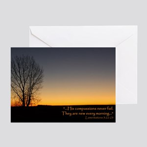 Compassion....Greeting Cards (Pk of 10)