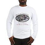 Hug a Logger - Kenworth Long Sleeve T-Shirt