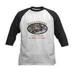 Hug a Logger - Kenworth Kids Baseball Jersey