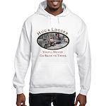 Hug a Logger - Kenworth Hooded Sweatshirt