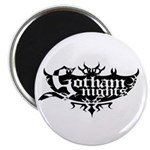 Gotham Nights logo Magnet