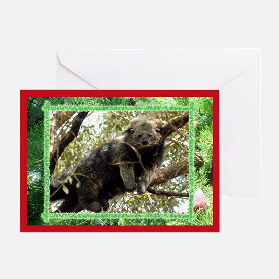 Bearcat Greeting Card