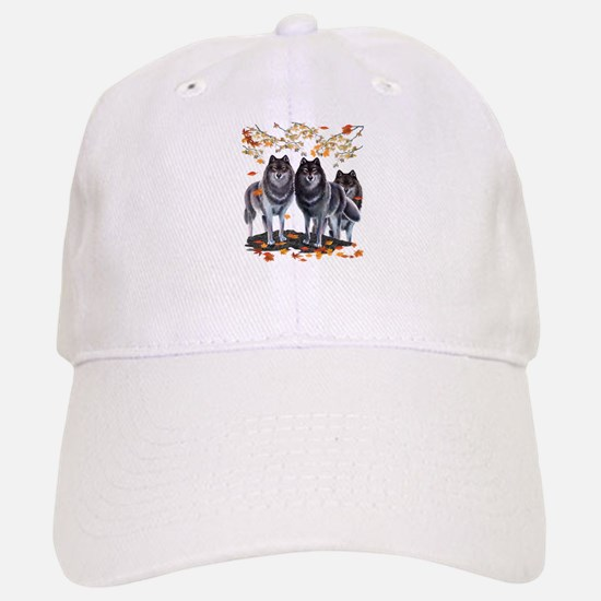 Wolves In Fall Cap
