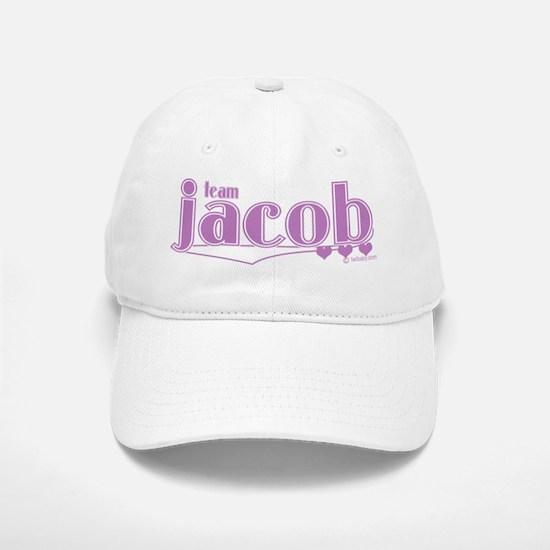 Team Jacob Purple Hearts Baseball Baseball Cap