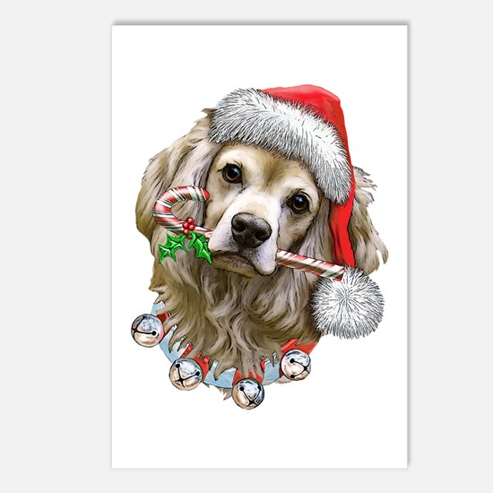 Cocker Spaniel, Toby Postcards (Package of 8)