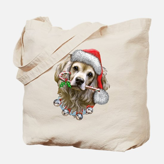 Cocker Spaniel, Toby Tote Bag