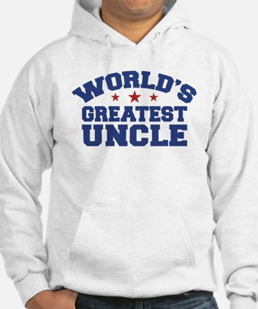 World's Greatest Uncle Hoodie