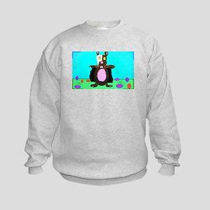 Easter Phantom Kids Sweatshirt