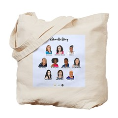 #shareherstory 2019 Tote Bag