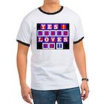 Jesus Loves Me!  Ringer T