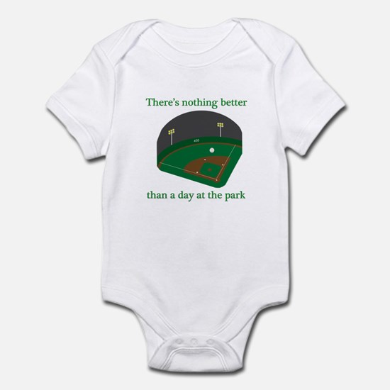 A Day at the Park Infant Bodysuit