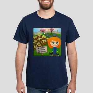 Queen of the Crops Dark T-Shirt