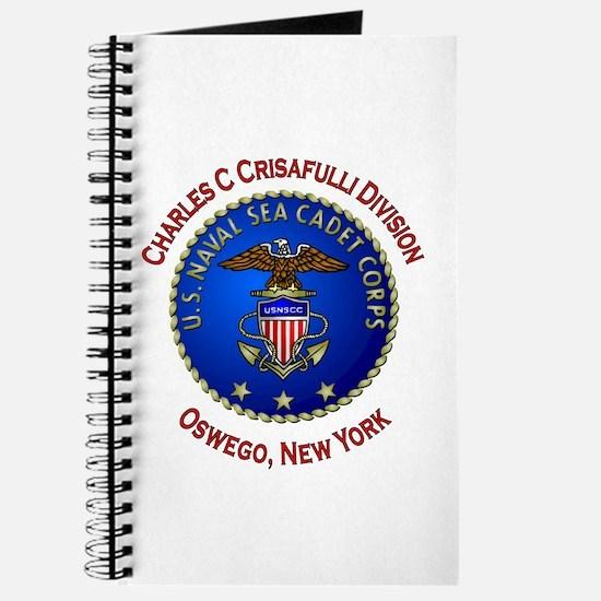 Cute Navy cadet Journal