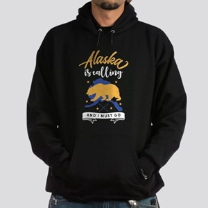 Alaska Is Calling Sweatshirt