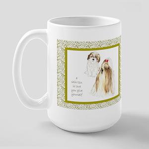 Shih Tzu Original SP Large Mug