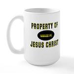 Property Design (Yellow) Large Mug
